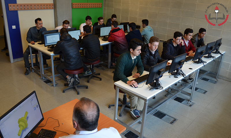 Gungoren-Vocational-and-Technical-Anatolian-High-School-In-Turkey-1