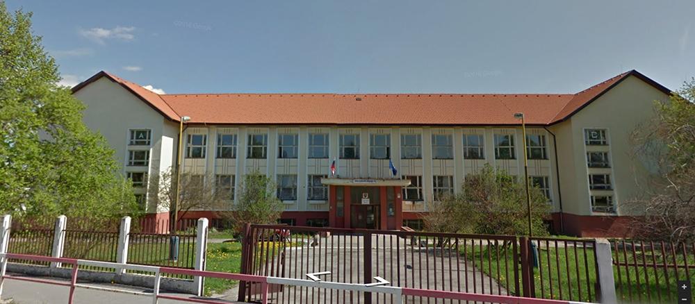 Primaryschool-In-Abovska-Slovakia-1