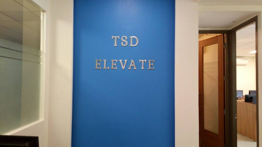 TSD-Elevate Training-Center-In-India-1